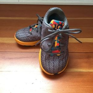 Toddler Nike KD VIII Sneaker Multi-Color Size 7